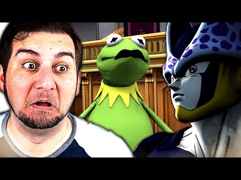 WAIT!! YOU CAN'T SAY THAT!! | Kaggy Reacts to Cell VS Android 21 PART 3 & Kermit Infinity War Part 2