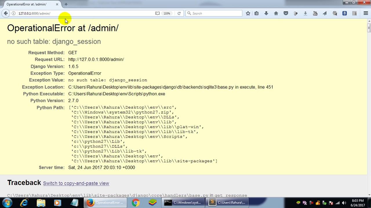 Django html template - YouTube