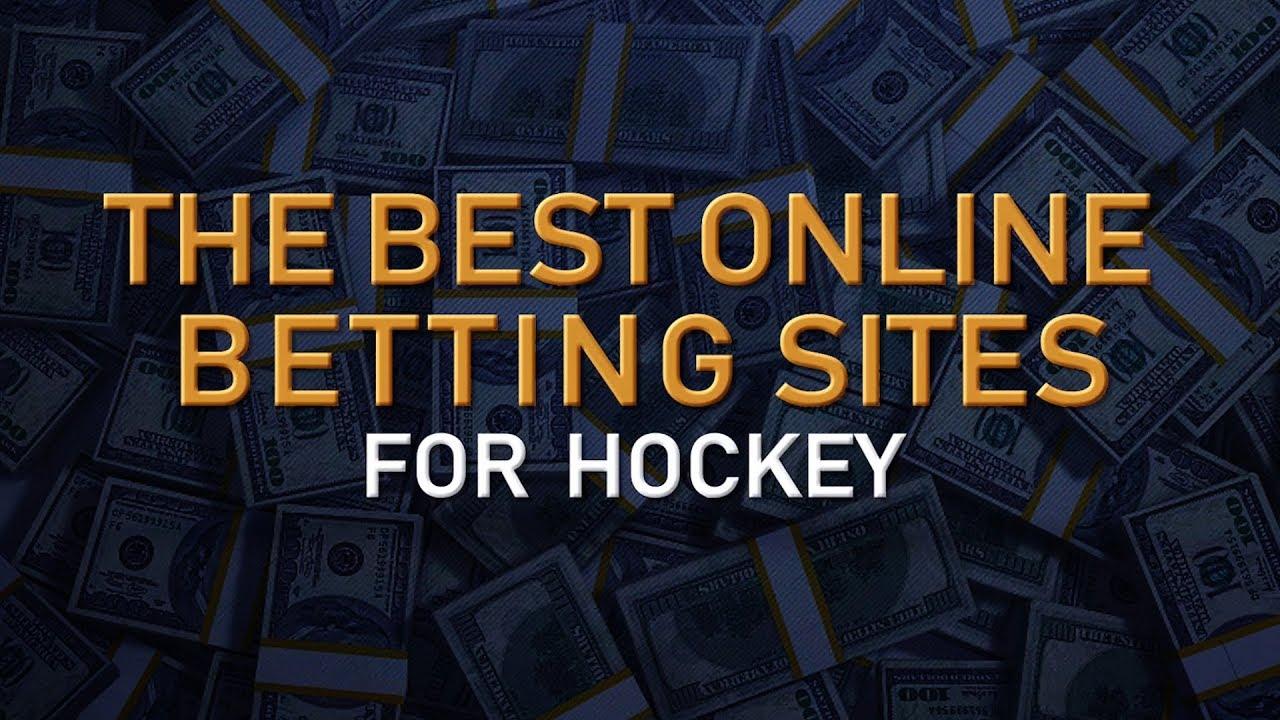 best hockey betting sites