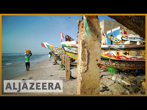 🇸🇳 Rising sea levels threaten UNESCO site in Senegal | Al Jazeera English