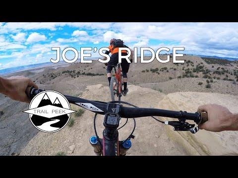 Mountain Biking Joe's Ridge - 18 Road - Mountain Biking Fruita, Colorado