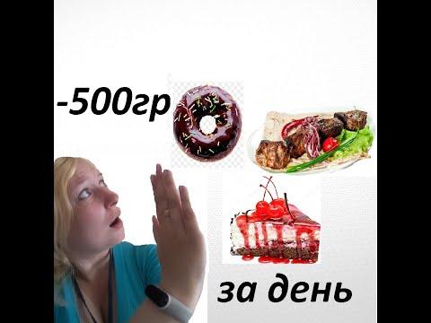 ХУДЕЮ)) ДЕНЬ 4 😎 -500 гр за день. Мало калорий ,хорошее питание