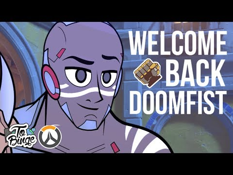 Welcome Back Doomfist: An Overwatch Cartoon