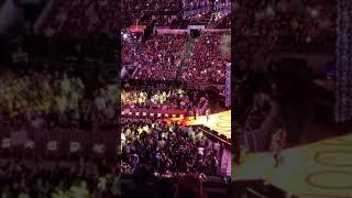 Nia Jax return to raw live reaction