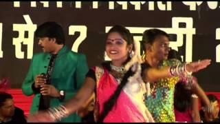 Chhunchun Baje Gori Tor Panw Ke - Chhattisgarhi Folk Song At Swadeshi Mela Raipur Chhattisgarh