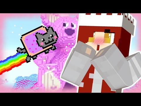 THE MOST KAWAII MAP | Minecraft Kawaii Run