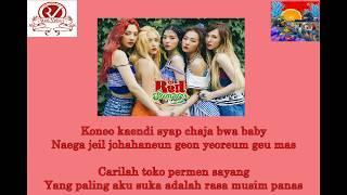 Video Red Velvet  - Red Flavor ( Rom + Indo Sub) download MP3, 3GP, MP4, WEBM, AVI, FLV Januari 2018