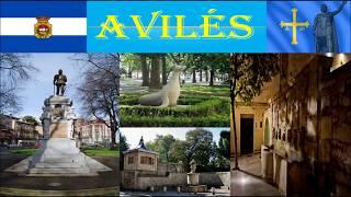 """AVILÉS -- Música: """"Asturias"""" de Albéniz"""