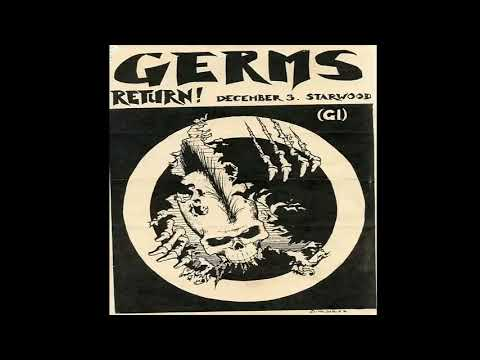 Live At The Starwood, Dec 3, 1980 (2010)- Germs