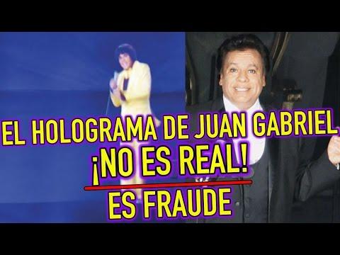 El HOLOGRAMA de Juan Gabriel NO ERA REAL ENGAÑARON AL PUBLICO thumbnail