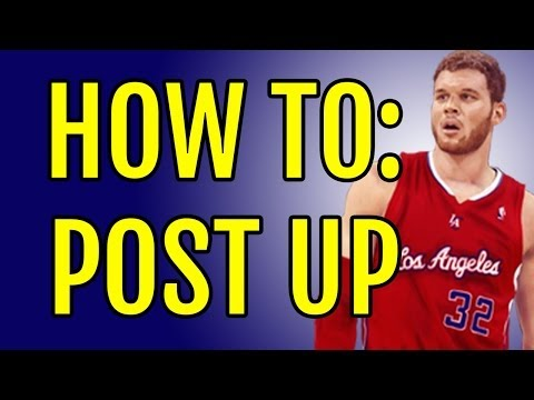 Basketball Post Up Moves And Tips - Basics Of Posting Up Tutorial | I Got Drills