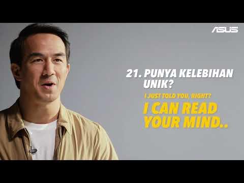 46 Pertanyaan Spesial untuk Joe Taslim dari ASUS ZenFone 4 Max Pro