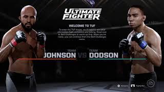 EA SPORTS™ UFC® 2 Carreira #1