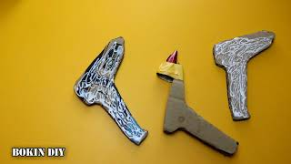 How to Make Hot Glue Gun at Home - The Easy Way