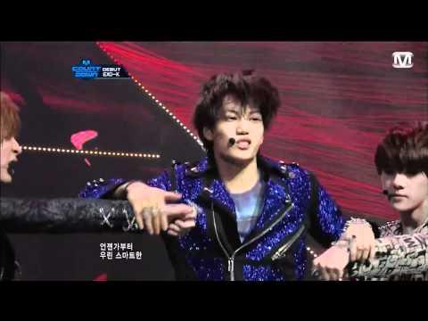 [Live] EXO-K - History + MAMA