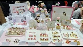 Pufftique @ Auckland Art & Craft Fair