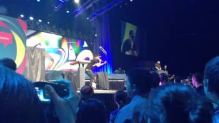 "Andy Mineo at Urbana 2012 ""Young"" Pt 2 (@andymineo)"