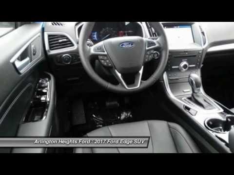2017 Ford Edge Arlington Heights IL 0Z171555