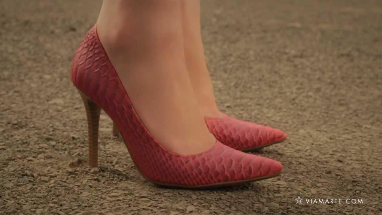 750fcf2883 Calçados Femininos Via Marte - Comercial Outono Inverno 2012 - YouTube
