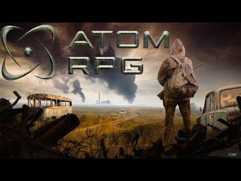 Atom RPG Game -  Post apocalyptic indie game - Atom RPG part 1