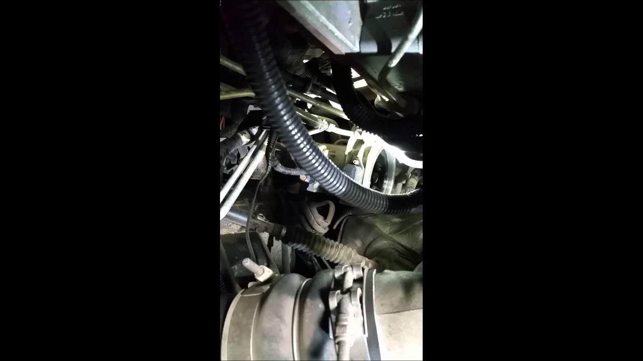 2006 Dodge Ram Fuel Filter Location