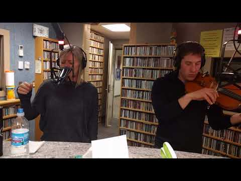 Harper's Chord on-air at 88.1 FM KVSC radio.