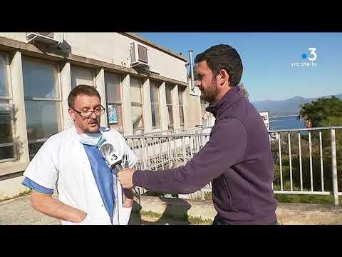 Coronavirus: le chef du service réanimation de l'hôpital d'Ajaccio, Laurent Serpin, témoigne