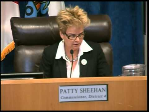 "Commissioner Patty Sheehan Decries ""Tyranical Behavior"" of Mayor Buddy Dyer"