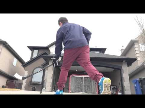 Workhardtv18 Hockey Shooting Ep1 I Broke A Light