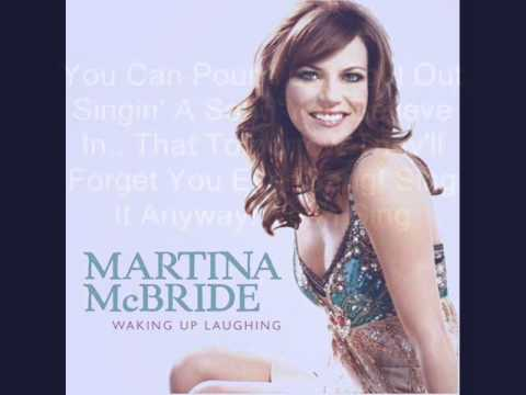 Martina McBride-Anyway (Lyrics)