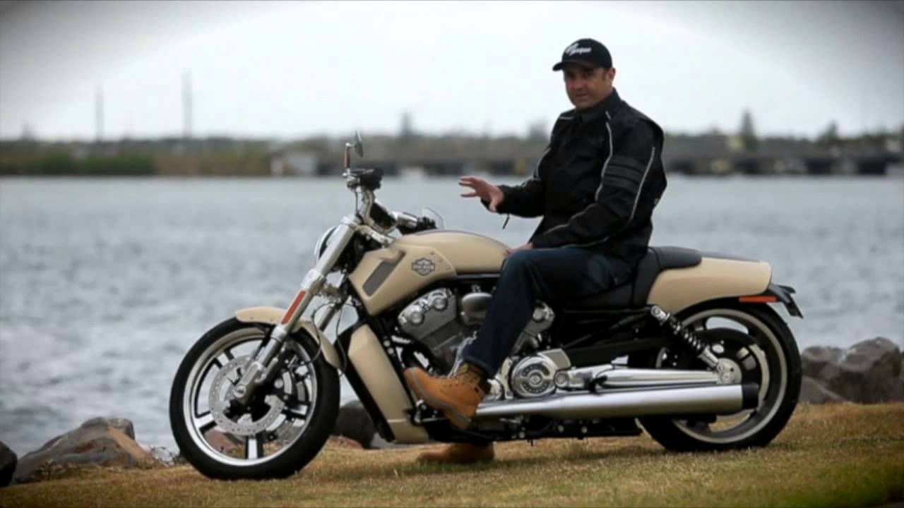 harley davidson v rod muscle review youtube. Black Bedroom Furniture Sets. Home Design Ideas