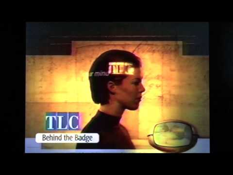 90s TLC Promo Spot for Behind the Badge - The Learning Channel
