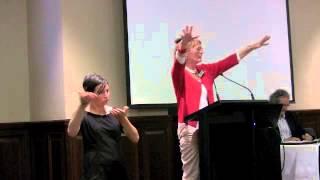 Jane Nathan MTF Forum 21 Nov 13