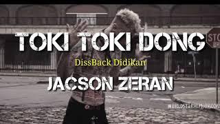 TOKI TOKI DONG #DissBack (Official Musik Video Lirik)