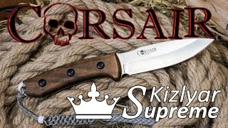 Новинка 2016 Corsair от Kizlyar Supreme (IWA 2016)