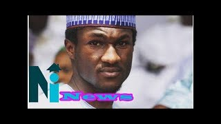 Yusuf Buhari Departs Nigeria For Germany On Air Ambulance To Get Further Treatment For Head Injurie
