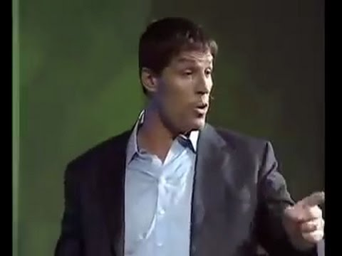 Tony Robbins - Thought and Vision