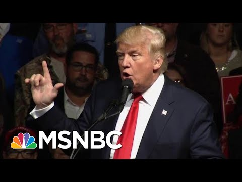 The 'Inconvenient' Truth: President Donald Trump Uses Unsecured Cell Phone | MTP Daily | MSNBC