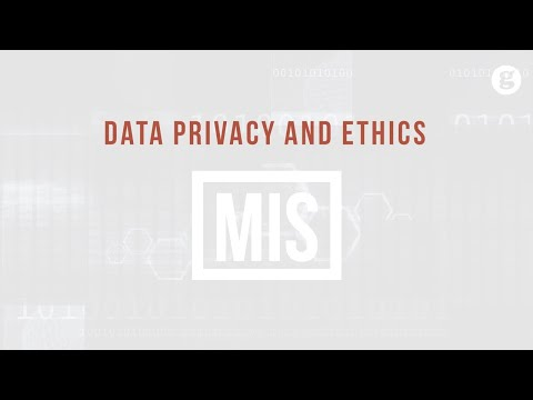 Data Privacy and