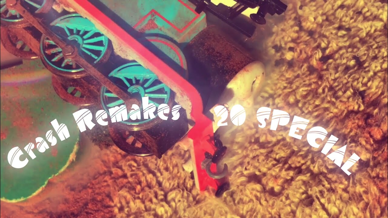 Download Thomas & Friends Crash Remakes S1E20 {SPECIAL}