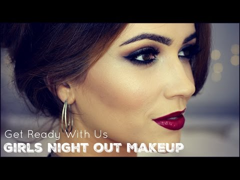 Get Ready With Us ft Makeupbysaz | Giveaway
