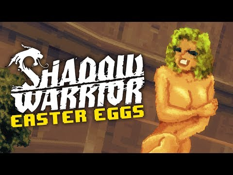 Best Easter Eggs Series - Shadow Warrior // Ep.63