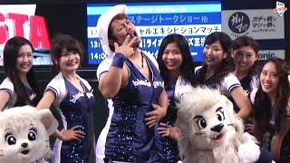 岡田レジェンズ結成!&一Q入魂!ライオンズクイズ王決定戦【LIONS THANKS FESTA 2015】