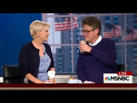 Thumbnail: Could 'Morning Joe' Hosts Joe Scarborough and Mika Brzezinski Be Dating?