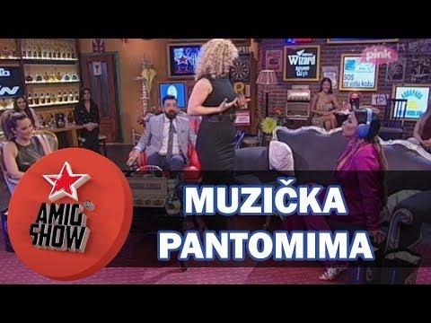 Muzička Pantomima - Ami G Show S11 - E39