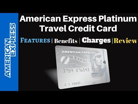 American Express Platinum Travel Credit Card Full Details Review |  ₹33500 Travel Benefits 🔥🔥🔥