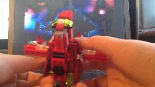 new Lego bakugan