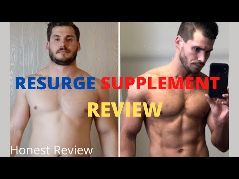 RESURGE REVIEW | RESURGE SUPPLEMENT REVIEW | Pros and Cons Of RESURGE