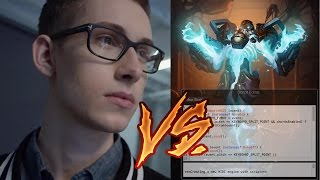 Bjergsen Versus Scripter Xerath - League of Legends
