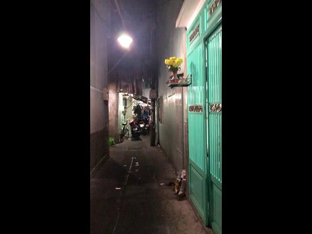 A Walk Through the Backstreets of Saigon
